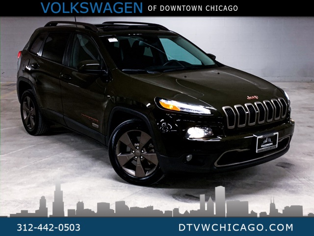 Pre-Owned 2016 Jeep Cherokee 75th Anniversary Edition