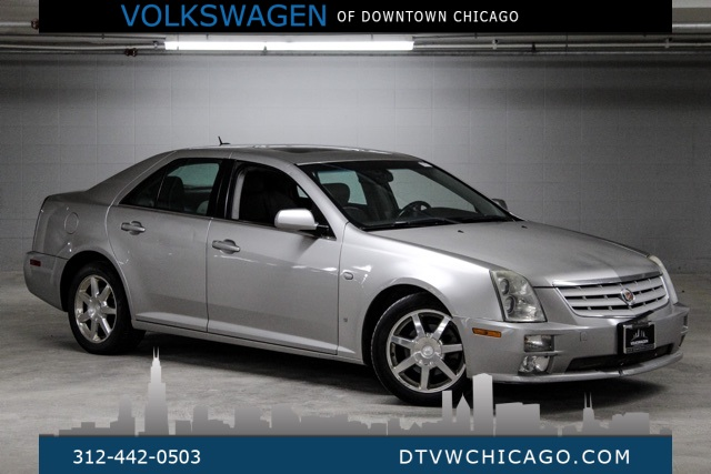 Pre-Owned 2005 Cadillac STS V6 WHOLESALE PRICE TO THE PUBLIC