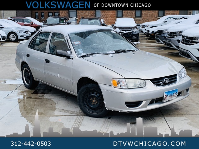 Pre-Owned 2001 Toyota Corolla S WHOLESALE PRICE!! NEEDS ENGINE REPAIR/IT DOES RUN