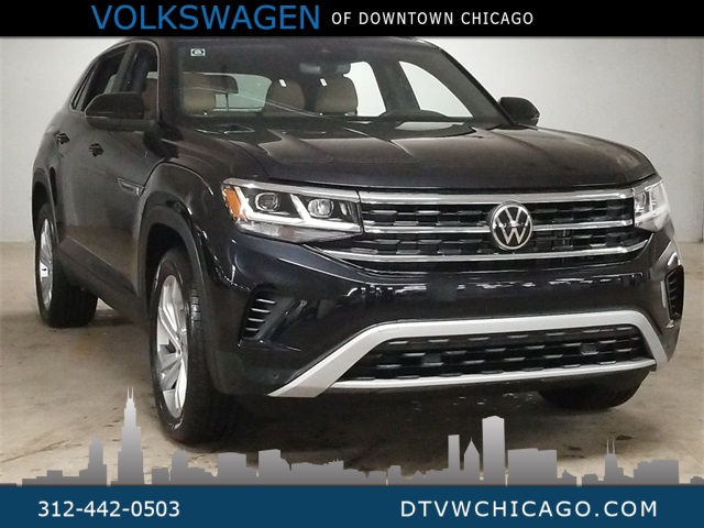 New 2020 Volkswagen Atlas Cross Sport 3.6L V6 SEL 4Motion