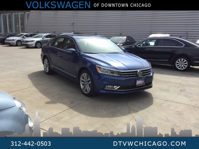 Certified Pre-Owned 2017 Volkswagen Passat 1.8T SE w/ Tech/ REAR CAMERA/APP-CONNECT/SUNROOF/HEATED SE