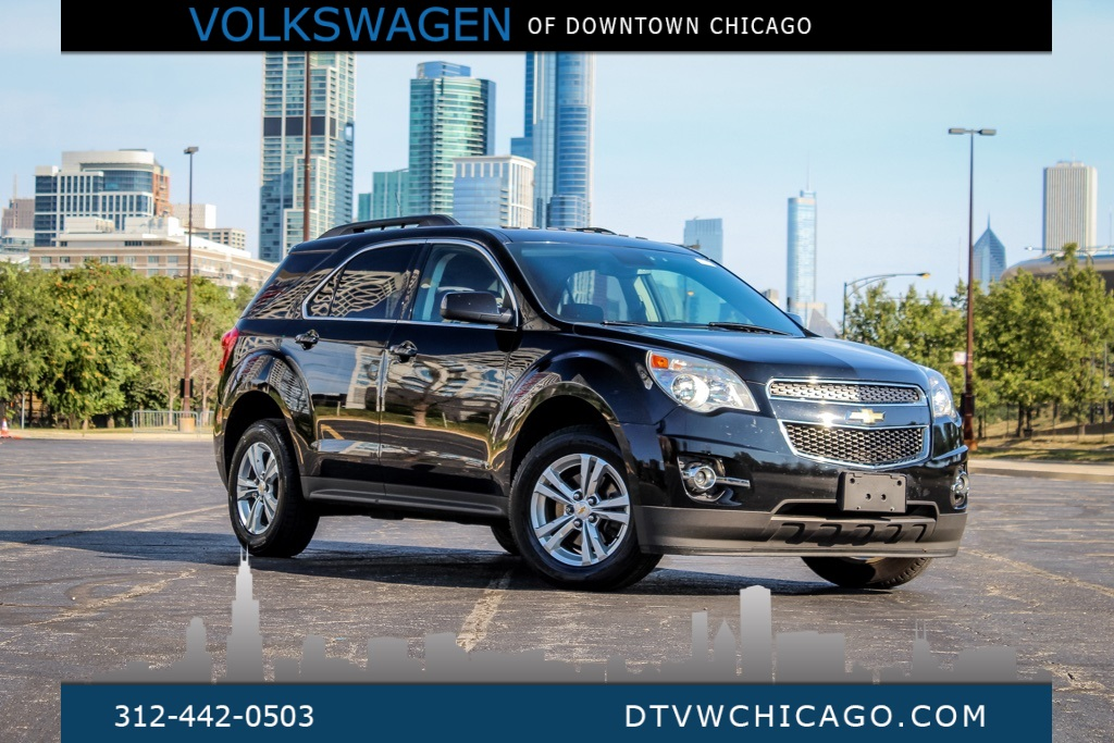 Pre-Owned 2012 Chevrolet Equinox LT 2LT