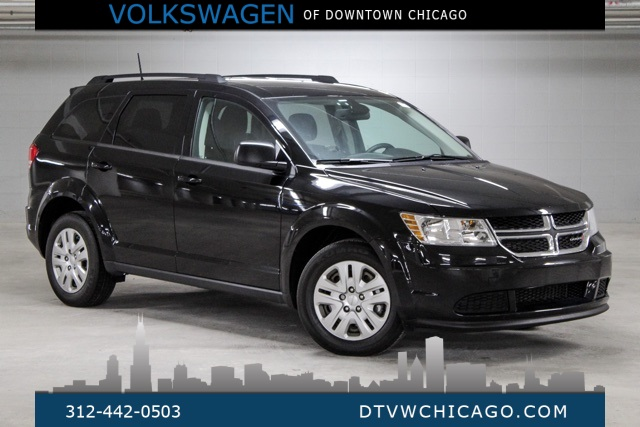 Pre-Owned 2018 Dodge Journey SE POPULAR&PREFERRED PKG'SBACK UP CAMERA 3 ROWS LOW M
