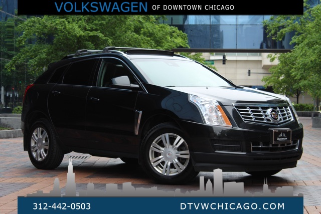 Pre-Owned 2013 Cadillac SRX Luxury FORWARD COLLISION/LEATHER/HEATED SEAT/PANO