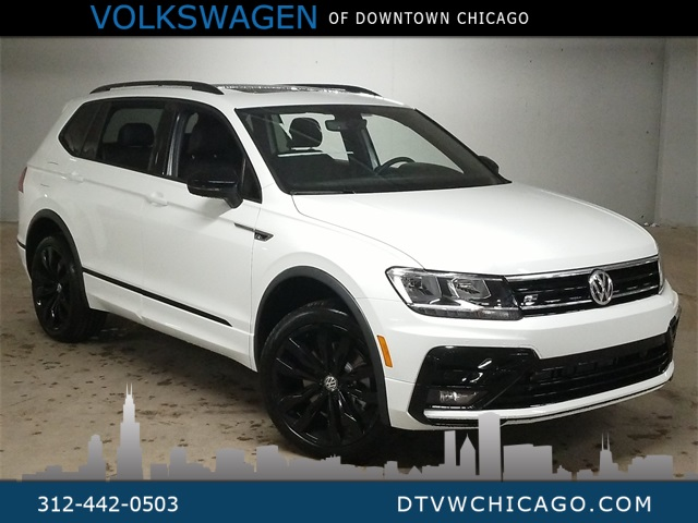 New 2020 Volkswagen Tiguan 2.0T SE R-Line Black 4Motion