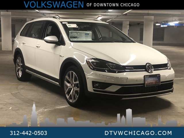 New 2019 Volkswagen Golf Alltrack TSI SEL 4Motion DSG