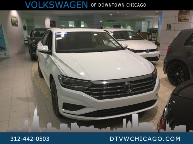Pre-Owned 2019 Volkswagen Jetta 1.4T S Black Package