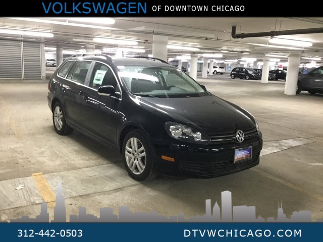 Pre-Owned 2014 Volkswagen Jetta SportWagen 2.0L TDI AUTO/Bluetooth/Alloys/Touch Screen Radio