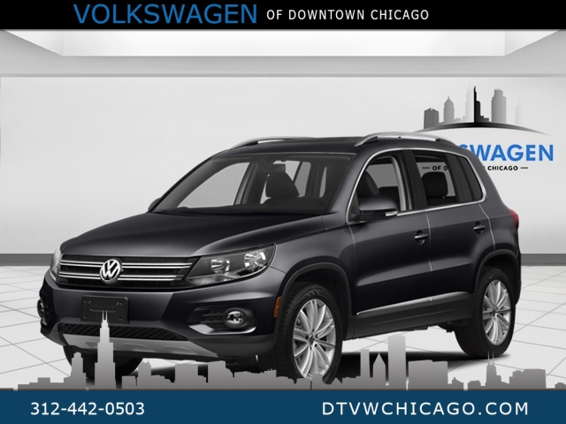 New 2017 Volkswagen Tiguan Limited LE