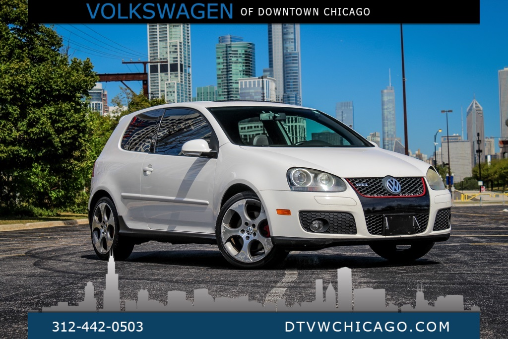 Pre-Owned 2007 Volkswagen GTI Base