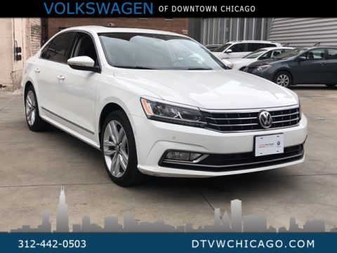 Certified Pre-Owned 2016 Volkswagen Passat SEL Premium Fully Loaded