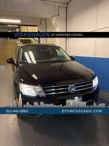 Certified Pre-Owned 2018 Volkswagen Tiguan S 4Motion App-connect/Bluetooth/Alloys/Cloth