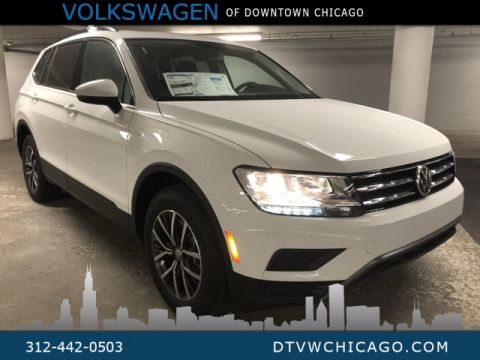 New 2019 Volkswagen Tiguan 4Motion
