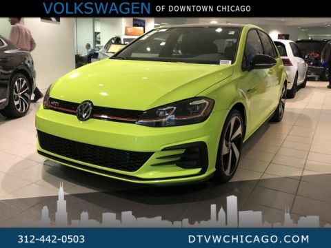 New 2018 Volkswagen Golf GTI SE DSG SE Leather Pkg
