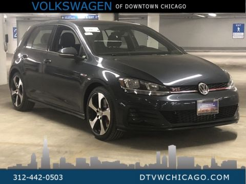 New 2019 Volkswagen Golf GTI 2.0T S Driver Assistance Pkg Manual