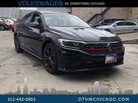 New 2019 Volkswagen Jetta GLI 35th Anniversary 6-spd Manual