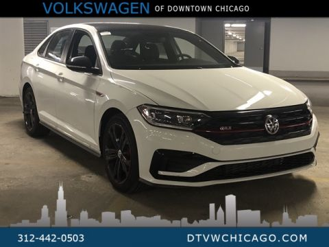 New 2019 Volkswagen Jetta GLI 35th Anniversary 6spd Manual
