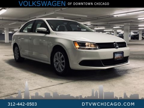 Pre-Owned 2014 Volkswagen Jetta 1.8T SE w/Connectivity