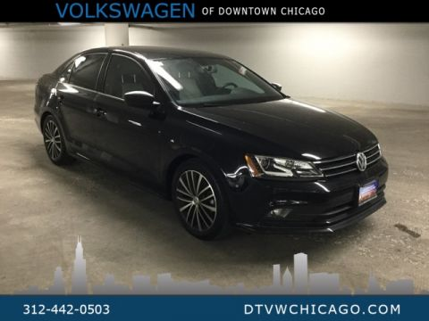 Certified Pre-Owned 2016 Volkswagen Jetta 1.8T Sport PUSH-TO-START/NAVI/17' ALLOYS/REAR CAMERA