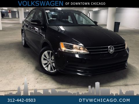 Certified Pre-Owned 2016 Volkswagen Jetta 1.4T SE w/ SUNROOF & LEATHERETTE
