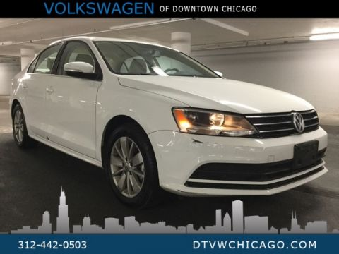 Certified Pre-Owned 2016 Volkswagen Jetta 1.4T SE w/Connectivity REAR CAMERA/PUSH TO START