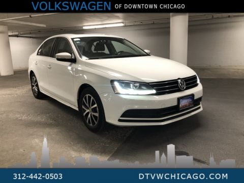 Certified Pre-Owned 2017 Volkswagen Jetta 1.4T SE BACKUP CAMERA/BLIND SPOT ASST/KESSY/SUNROOF