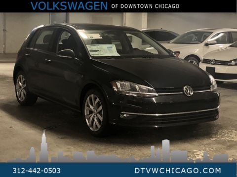New 2019 Volkswagen Golf TSI SE 4-Door Driver Assistance Pkg