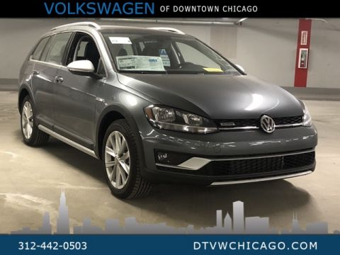 New 2019 Volkswagen Golf Alltrack TSI SE 4Motion DSG