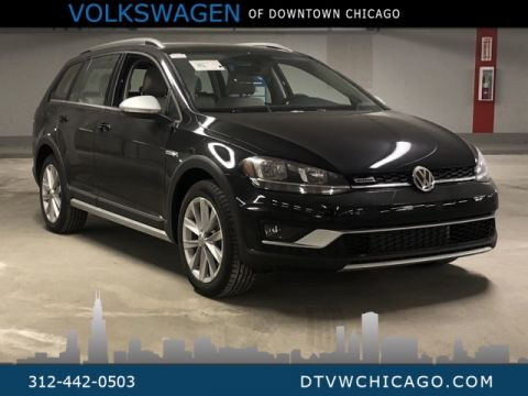 New 2019 Volkswagen Golf Alltrack SE 4Motion DSG