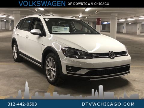 New 2019 Volkswagen Golf Alltrack TSI SE DSG 4Motion