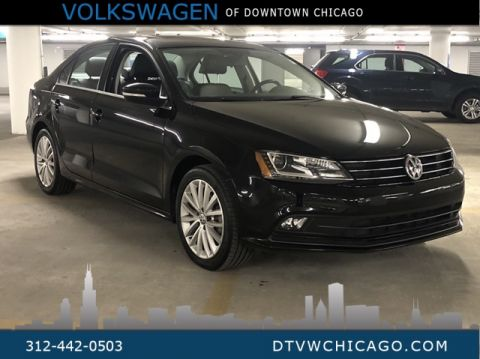 Certified Pre-Owned 2016 Volkswagen Jetta 1.8T SEL W/Lighting Pkg