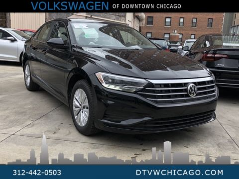New 2019 Volkswagen Jetta S Driver Assistance Pkg Manual