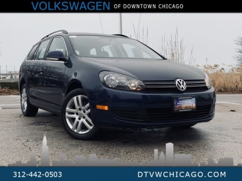 Pre-Owned 2014 Volkswagen Jetta SportWagen 2.0L TDI AUTO/Bluetooth/Alloy's/Touch Screen Radio